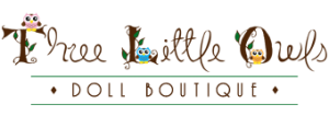 Three Little Owls Doll Boutique